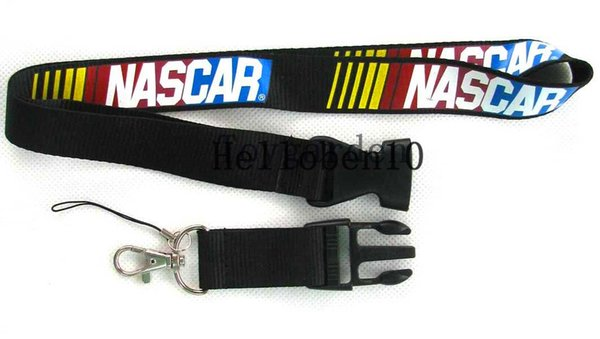 Lot New car Straps Lanyard ID Badge Holders Mobile Neck Key chains