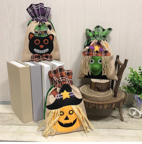 Grosshandel Halloween Zubehor Zubehor Halloween Dekoration Tote