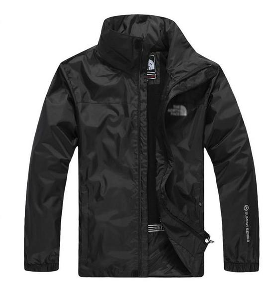 top popular Windbreak women and Men's M-5XL Jacket Hoodies New Fashion Brand Cotton Autumn Winter Men Sport wear Men Fleece Sweatshirts Stand Collar 2019