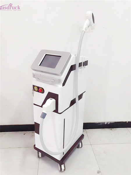 New 600W Ce certificate permanent depilation depilacion portable Speed 808nm Alex 755nm yag laser 1064nm diode laser alexandrite hair re