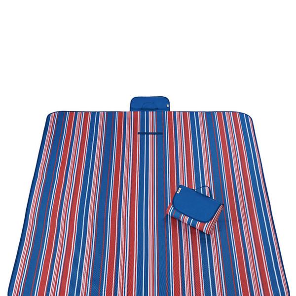 150*200 CM Beach camping mat Picnic Cartoon Portable baby Climbing Mats Multiplayer Fold Waterproof