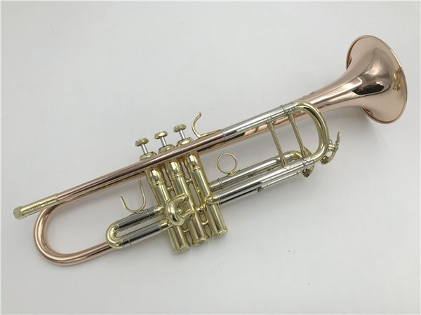 American Bach trumpet instrument LT180S-43 B flat phosphor bronze trumpet beginner Grading professional