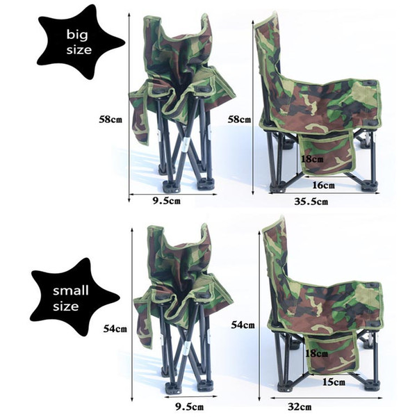 Terrific Hiking Camping Easy Carry Fishing Small Seat Family Furniture Picnic Double Folding Table Chairs Fold Up Beach Camping Chair Stool Patio Sets Cheap Unemploymentrelief Wooden Chair Designs For Living Room Unemploymentrelieforg