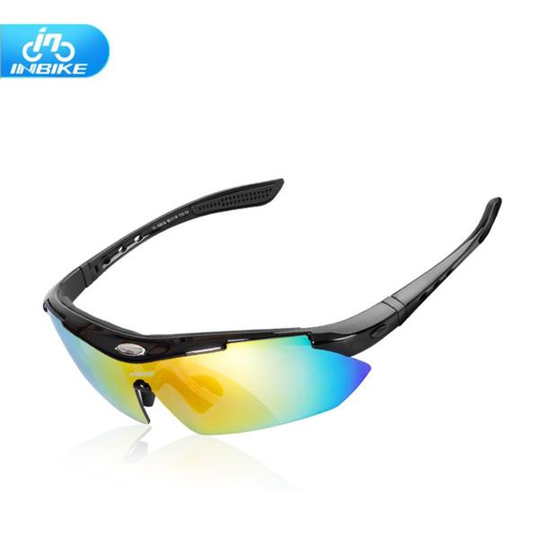 INBIKE Ciclismo Gafas UV400 Proteger Bicicleta Hombres Mujeres Gafas de Sol  Gafas Al Aire Libre Deporte f11da2ca9598