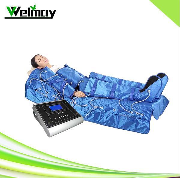 Luftdruck-Massage