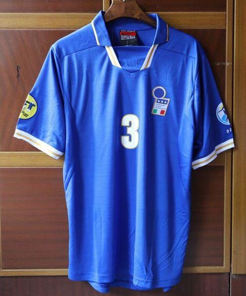 1996 Италия Футбол Футболки 3 Мальдини 19 Кьеза 14 Дель Пьеро 20 Равенелли 6 Неста 21 Зола 96 Футбол Футболки Италия