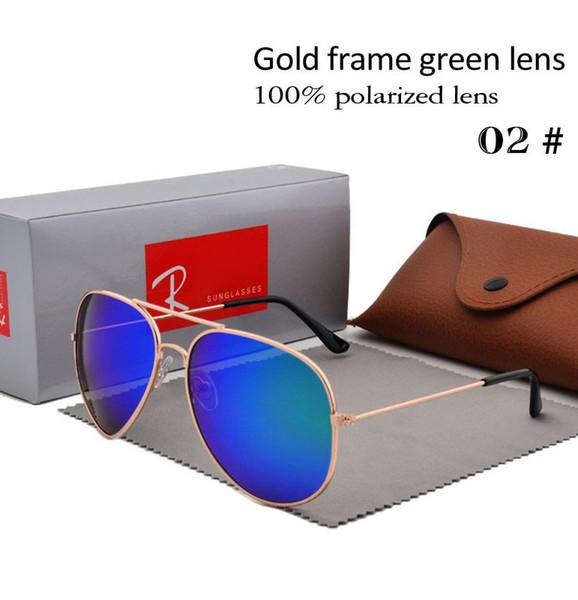 gold grün