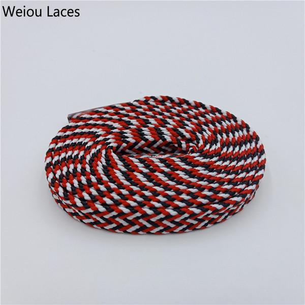 1831 Black-White-Red 120cm