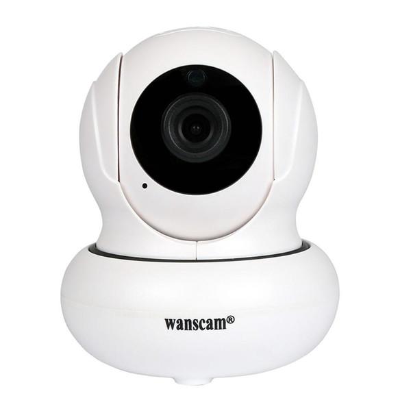 Wanscam Cámara IP inalámbrica Wifi PTZ Cámara domo Onvif 2.1 P2P Cámara 1080P IR Visión nocturna Radio IR de corte bidireccional