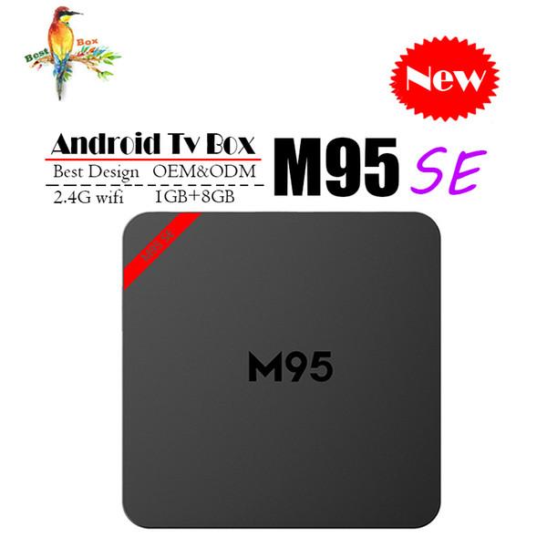 Best M95 SE Allwinner H3 1G 8G Android 7.1 TV BOX Quad Core Ultra HD H.265 4K Stream Media Player Better Amlogic S905W TX3 X96 mini T95Z M8S