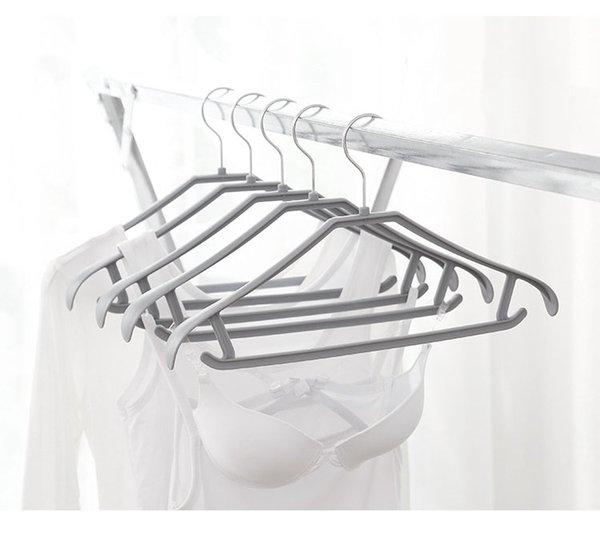 Useful Adult Hanger Anti-slip Drying Racks 20 pack 360 Degree Chrome Swivel Hook Ultra Non Slip Hangers Clothing Support