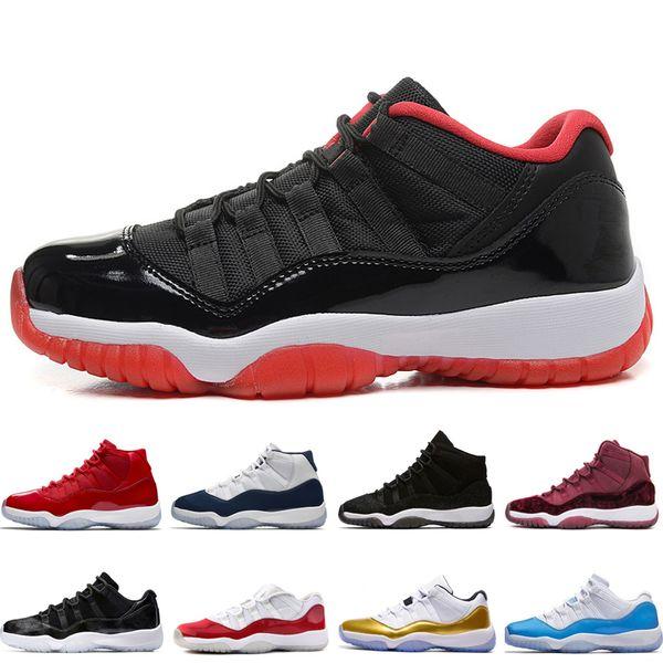 Gym Red GS Midnight Navy GANAR COMO 82 96 11 Breds Zapatillas de baloncesto Space Jam 45 Calzado deportivo para hombre Zapatillas de deporte para mujer Botas 11 XI Zapatillas de deporte para hombre