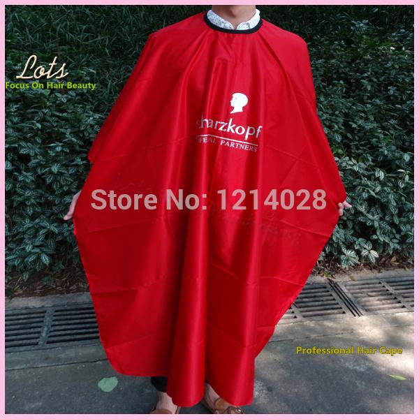 Hair Salon Barber Cape In XL size, Hair Cutting Cape in Antistatic Cloth, Hairdresser Wrap U-75 Free Shipping