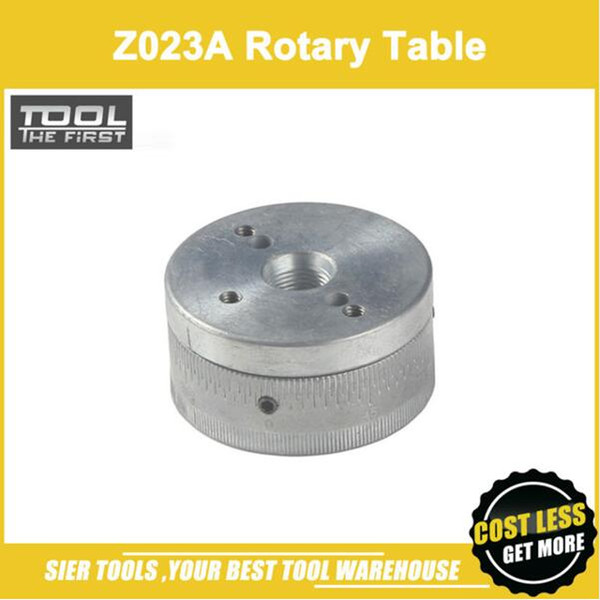 Free Shipping!/Z023A Mini Rotary Table/ Metal Rotation Plate/Aluminum Turntable/Zhouyu Accessory