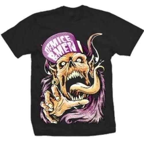 Of Mice And Men Flip Hat Demon Official Shirt S M L XL XXL XXXL T-Shirt New
