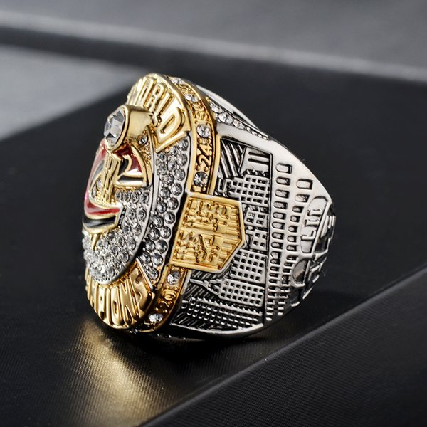 New arrival Men fashion sports jewelry 2016 Gold J A M E S championship ring fans souvenir gift
