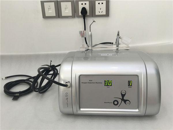 Uso domestico e salone Infusione di ossigeno professionale e infusione di ossigeno nell'acqua Facial per la pelle a peeling