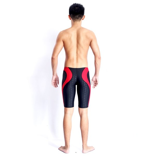 a14d57710a Brand Men Swimsuit Competition Boys Swimwear Briefs Mens Swimming Trunks  For Bathing Swim Shorts Sharkskin Swimsuits