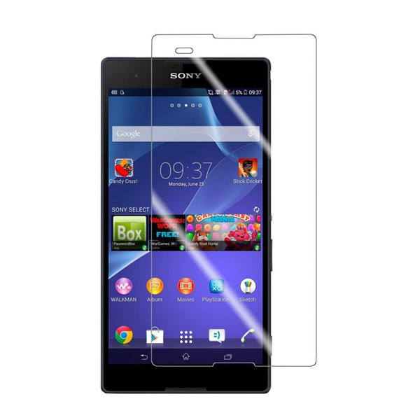 For Sony Xperia T2 Tempered Glass Screen Protector 9H 2.5D Oleophobic Tempered Glass For SONY Xperia E4 E5 S39H LT26i Z ultra
