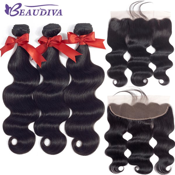 Peruvian Malaysian Indian Brazilian Virgin Human Hair Weaves 3 Bundles Body Wave Straight Loose Deep Kinky Curly Remy Hair Natural Black