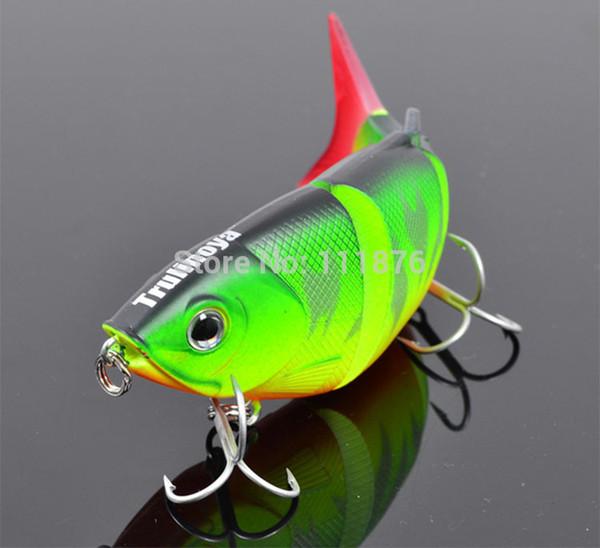 trout Free Shipping Trulinoya Fishing Trout Swim Bait Deep Water Lure Crank Bait Fishing Tackle 1pc/lot