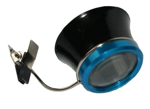 Magnifier Loupe Eye Glasses Clip-On Free Shipping
