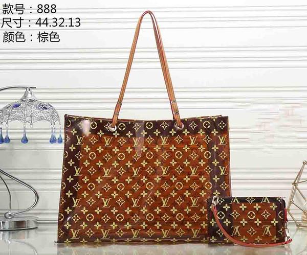 new women shoulder bag 2018 fashion leather handbag casual Shopping Bag jelly crossbody bags brand luggage bags wallet clutch