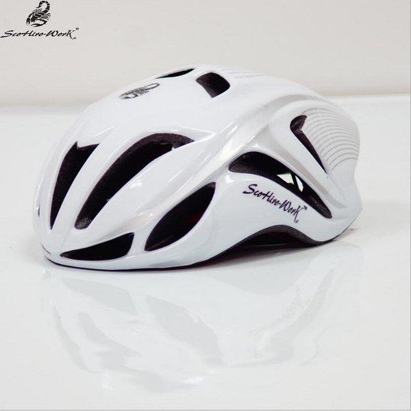 In-mold cycling helmet Ultralight 11 color casco mtb bicycle helmet Size M 2018 EPS+PC sport road bike helmet men/women Y1892908