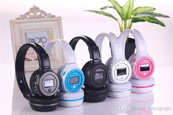 cbc7f223d97 B570 Fones De Ouvido Sem Fio fone de Ouvido Bluetooth Headset Gaming E370  Metal Desgastando Handfree