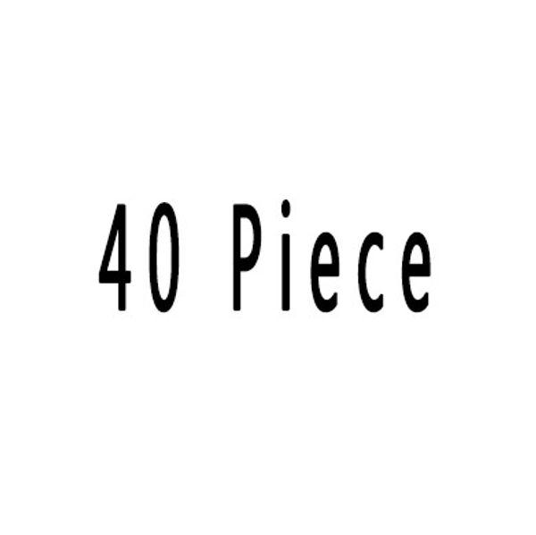 40 조각