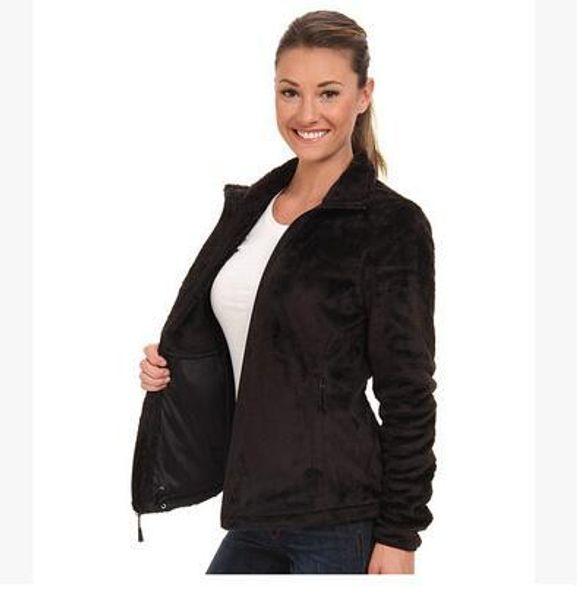 top popular New Winter Women Kids Fleece Osito Jackets Fashion Winter Oso SoftShell Jacket Ladies Outdoor Down Ski Coat Windproof Camping Coats 2019