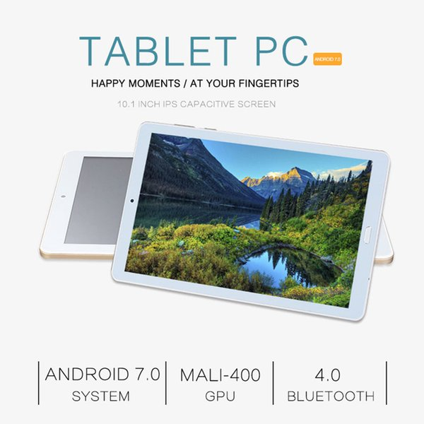 FENGXIANG For Android 3G/4G 7.0 Tablets 10.1inch Fingerprint Unlock Octa Core Tablets Pc 1920*1280 8MP Pixel 8000mAh