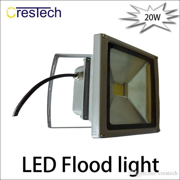 LED floodlights Durability aluminum housing Long lifespan AC85-265V proved CE RoHS shipping via DHL Waterproof LED lamp