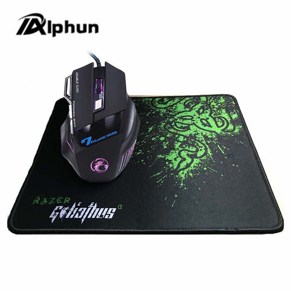 Professional Wired Gaming Mouse 3200 DPI Adjustable 7 Buttons Cable USB LED Optical Gamer Mouse For PC Computer Game Mice Gamer