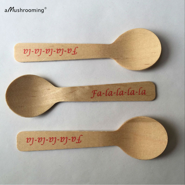 falalala round spoon