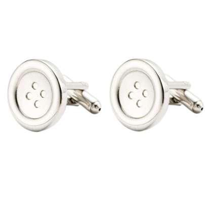 New Button Cufflinks Metal Cuff links Brass French Shirt Cufflinks Collar Studs 146
