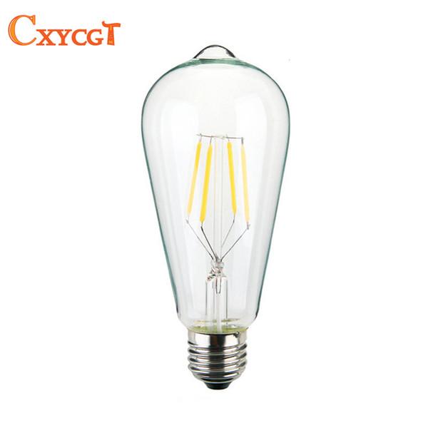 Edison Compre 220 Colgante 4W Lampada V Casera Bombilla Retro Led Bombilla 110 Para St64 Vintage La V Filamento E27 De Cuerda Lámpara Decoración redCoBExWQ
