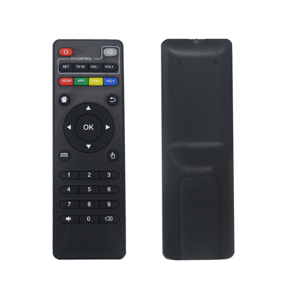 Universal IR Remote Control For Android TV Box H96 Pro+/M8S/V88/X96  Mini/MXQ/MXQ PRO/T95N/T95X/T95 Replacement Remote Controller Remote Home  Remote