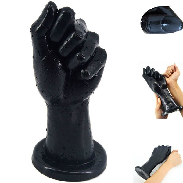 Artificial Hand Totem Dildo 100% Realistic Fist Big Real Skin Touch Huge Fisting Sex Toys for Women Fetish Masturbation Gay