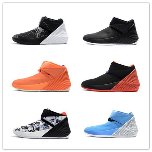 Commercio all'ingrosso 2018 Nuovo blu nero bianco rosso 1 uomini scarpe da basket sport moda stella outdoor scarpe da ginnastica sneakers taglia 7-12