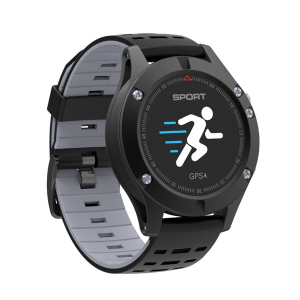 2db333a1af01 smartwatch F5 VS L19 F7 IP67 impermeable profesional para iOS Android reloj  con monitor de frecuencia