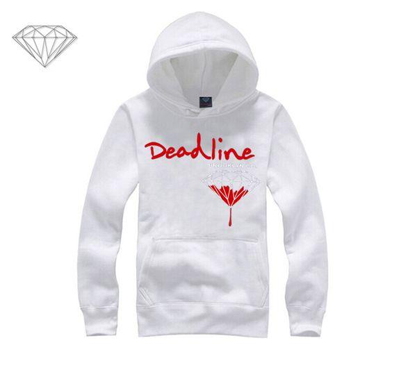Diamond Supply hoodie for men free shipping diamonds hoodies hip hop brand new 2018 sweatshirt men's clothes pullover M01