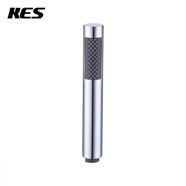 KES Round Handheld Shower Head with Rub Clog-free Nozzles SUS304 Stainless Steel, Polished/Brushed Finish, P150/P150-2