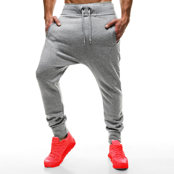 INCERUN Autumn New Fashion Mens Joggers Track Pants Trousers Men Casual Baggy Sweatpants Hip Hop Harem pants Comfortable Joggers