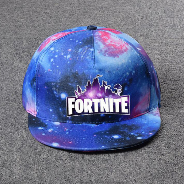 56541000d 10styles Fortnite Luminous Caps Starry Sky Hats Galaxy Fortnite Hat  Teenager Baseball Cap Summer Sunhat Hip Hop Hat UK 2019 From Beijing18, UK  ...