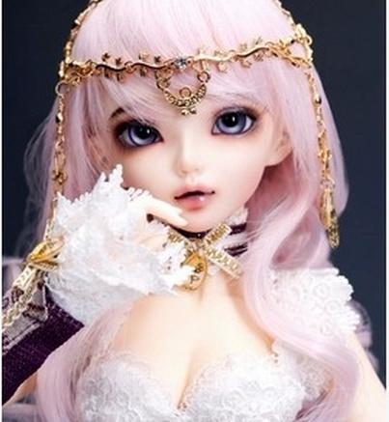 Happy Amethyst Puppe 1/4 bjd Puppe sd MiniFee Chloe (freie Augen + kostenlose Make-up)