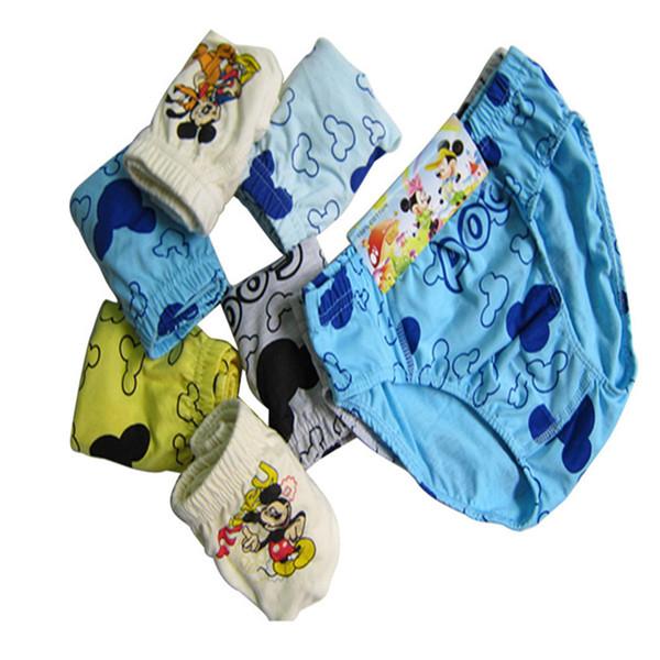 best selling Children Full Cotton Briefs Baby Angle Briefs Kids Underwear