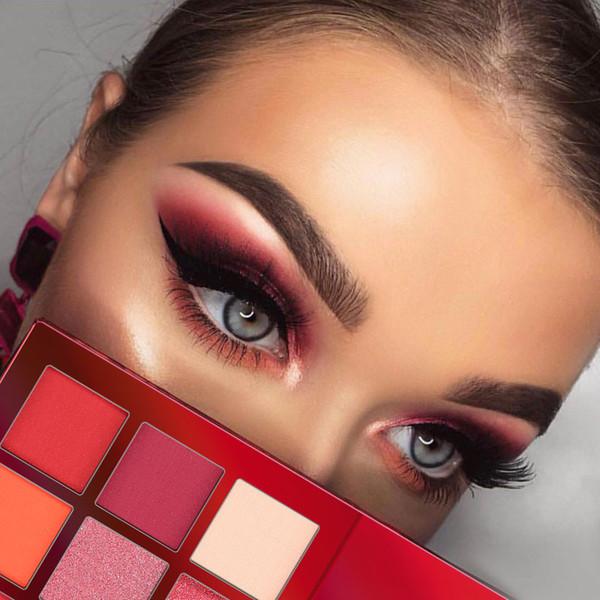 SıCAK CmaaDu Makyaj Marka Güzellik Paleti 9 Renk Mini Göz Farı Paleti 5 Stilleri Yıldız Renkleri Göz Farı