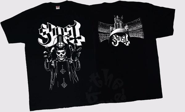 GHOST BC - Band heavy metal svedese-, T-shirt-TAGLIE: dalla S alla 7XL