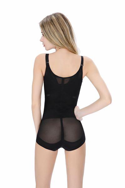 2016 New design women Push up Body Shaper bodysuits XJ3661 Corset Slimming Suit Shapewear underwear postpartum fat burning